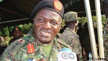 Uganda EU AMISOM Friedenstruppe General Katumba Wamala