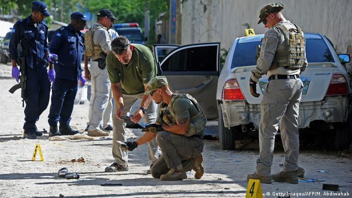 Somalia Autobombe Journalist Hindiyo Haji Mohamed