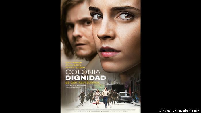 Film Colonia Dignidad Filmplakat (Majestic Filmverleih GmbH)