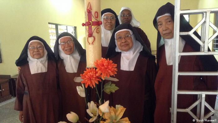 Ghanaian women reluctant to become nuns | Africa | DW