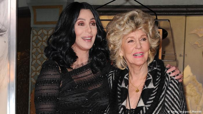 Georgia Holt and Cher, Copyright: Jason Merritt/Getty Images