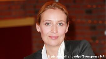 «Η πέμπτη φάλαγγα του Ερντογάν θα πρέπει να μετακινηθεί εκεί που ανήκει, δηλαδή στην Τουρκία», είπε η Αλίς Βάιντελ