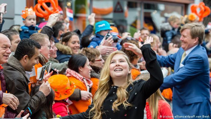 روز پادشاه در هلند