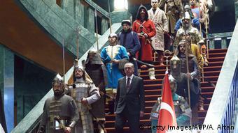 Türkei Präsidentenpalast von Erdogan in Ankara (Getty Images/AFP/A. Altan)