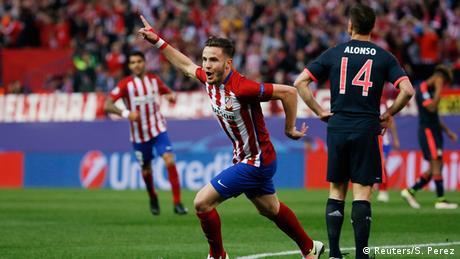 UEFA Champions League Atletico Madrid vs. Bayern München