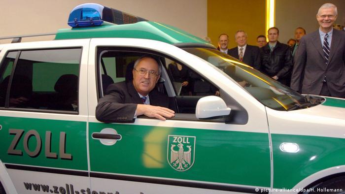 Поліцейський Porsche