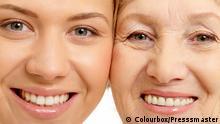 Gesichter jung und alt