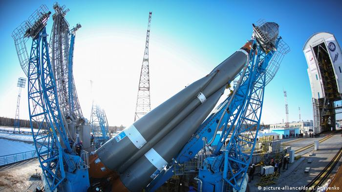 Russland Vostochny Cosmodrome Forschung