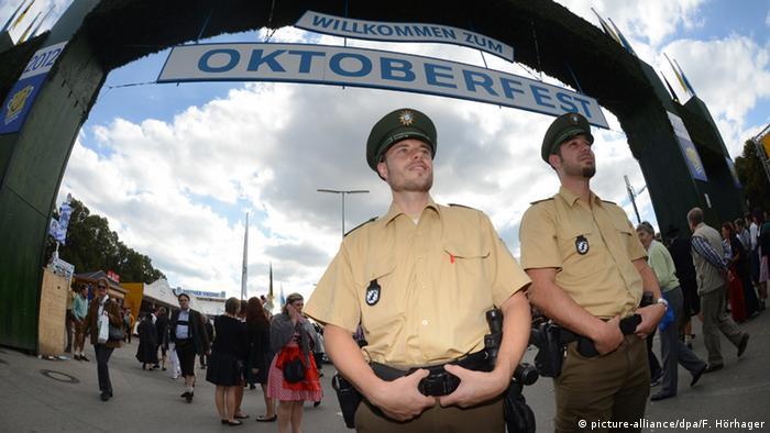Backpack ban? Munich′s Oktoberfest rethinks security ...