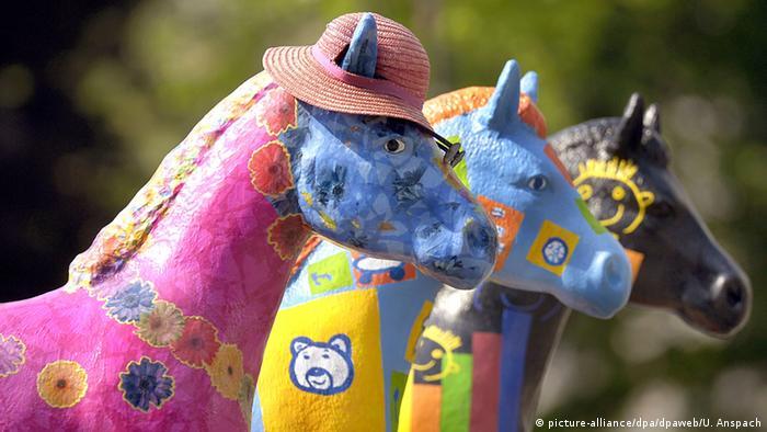 Лошадки в Ахене