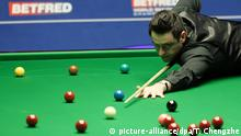 Betfred World Championship 2016 Snooker in England - Ronnie O\'Sullivan