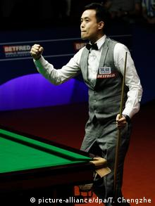 Betfred World Championship 2016 Snooker in England - Marco Fu