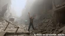 Überlebenskampf inmitten der Trümmer: Aleppo nach den jüngsten Attacken