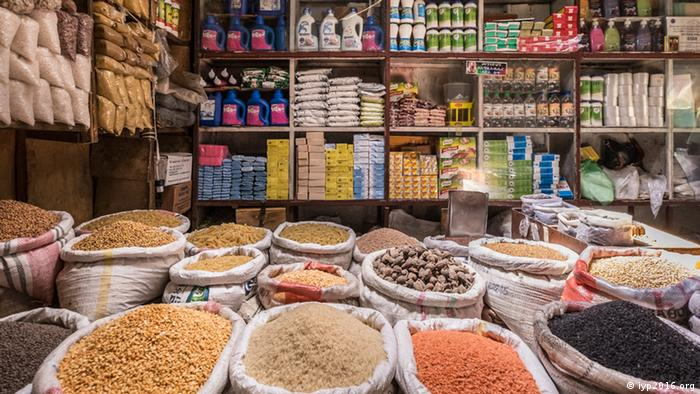 Living Planet IYP Selection of Ethiopian pulses