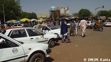 Niger Citoyen Markt Boykott in Niamey