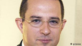 Generalsekretär des Zentralrats der Juden in Deutschland, Stephan J. Kramer.