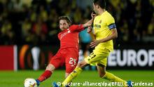 Fussball Villarreal CF vs Liverpool FC