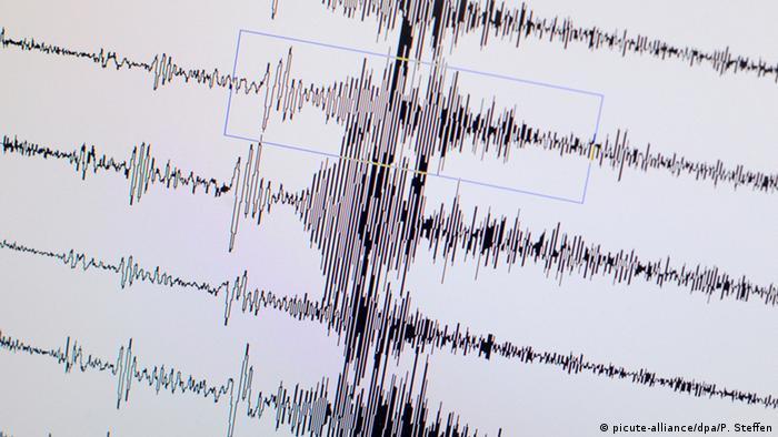 Erdbeben - Messung