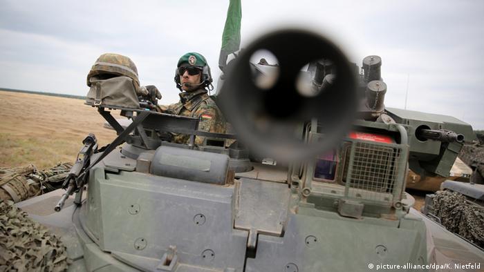 Nato-Übung Bundeswehr Polen