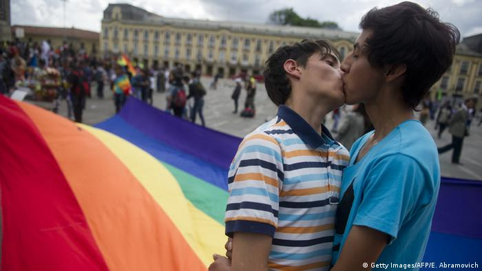 Gay marriage in Colombia