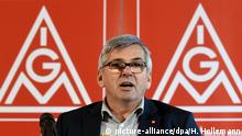 IG-Metall-Bundesvorsitzender Jörg Hofmann