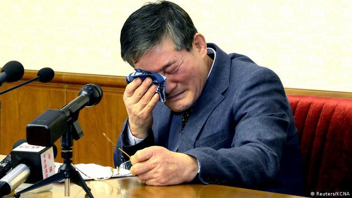 Kim Dong Chul Nordkorea (Reuters/KCNA)