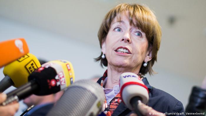 Düsseldorf Prozess Attentat auf Kölner OB-Spitzenkandidatin Henriette Reker