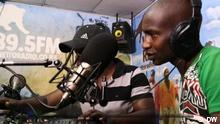 Kenia Radio host Bonoko 'From Grass to Grace'
