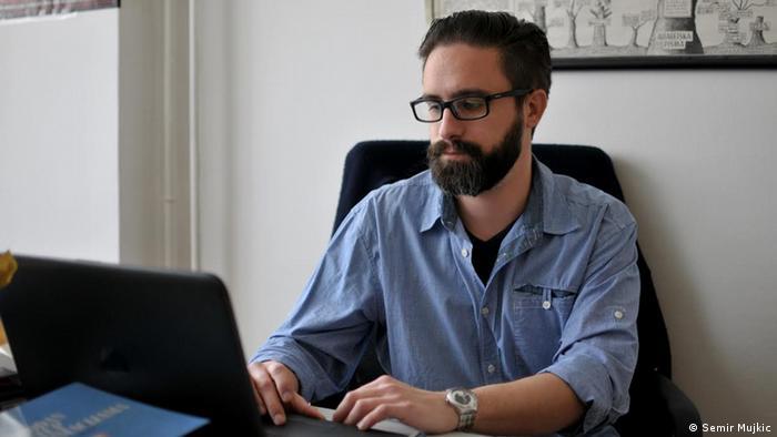 Professor Mario Hibert Uni Sarajevo