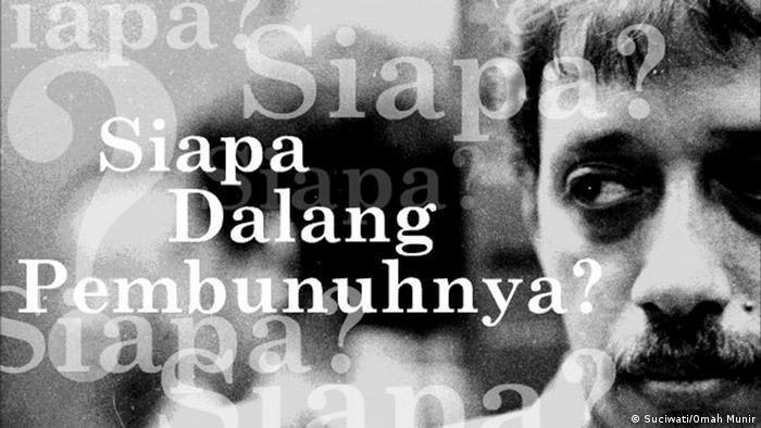 Indonesien Aktivist Omah Munir Ehefrau Suciwati (Suciwati/Omah Munir)