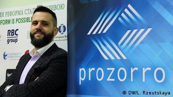Перший заступник міністра економічного розвитку України та один із творців системи електронних державних закупівель ProZorro Максим Нефьодов