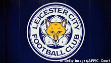 England Leicester City Logo