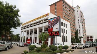 Angola Luanda Partei MPLA Hauptsitz