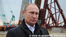 Russland Tuzla Rede Wladimir Putin