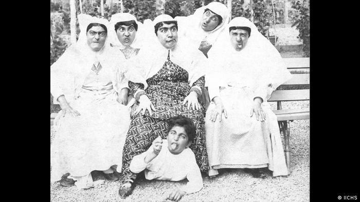 Iran Familie des Naser aldin Shah (IICHS)
