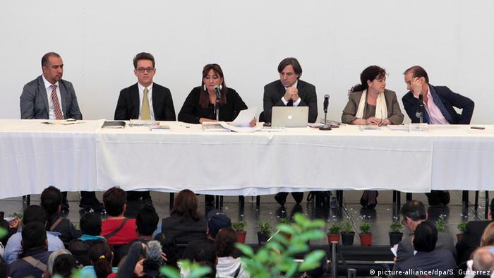 Stručnjaci skupine GIEI predstavljaju izvještaj o 43 nestale osobe (24.4.2016.)