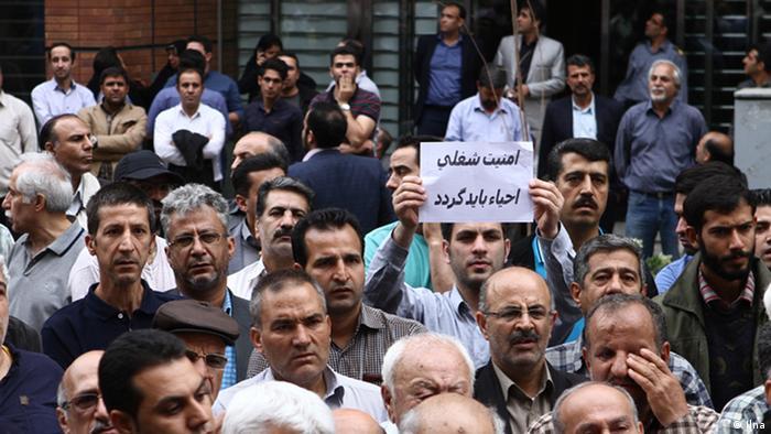 Iran Tag der Arbeiter