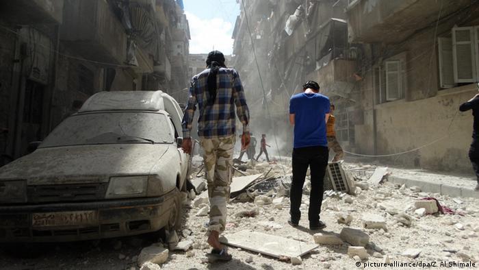 EE.UU. exige detener de inmediato ataques contra Alepo