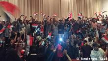 Parlamento de Bagdad asaltado por manifestantes pro reformistas