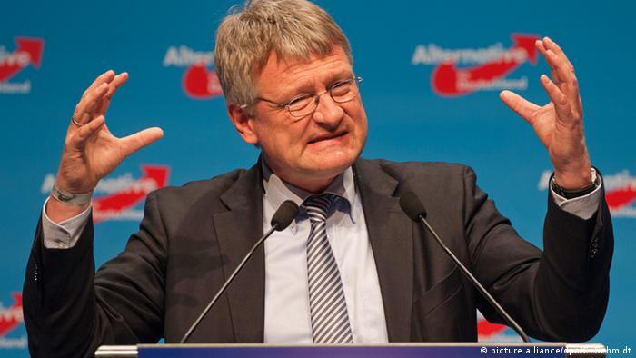 Deutschland AfD Bundesparteitag in Stuttgart Jörg Meuthen