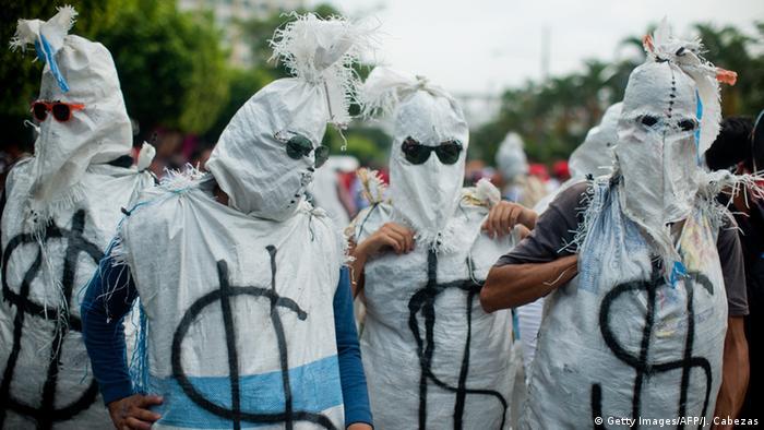 Mayday El Salvador 2014