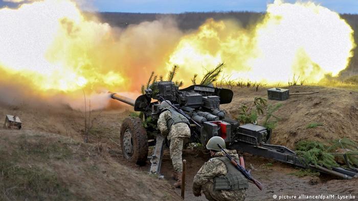 Ukraine Soldaten Symbol