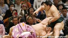 Spring Grand Sumo Tournament in Osaka