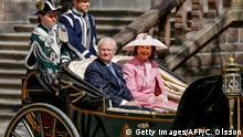 Schweden König Carl XVI Gustaf feiert seinen Geburtstag