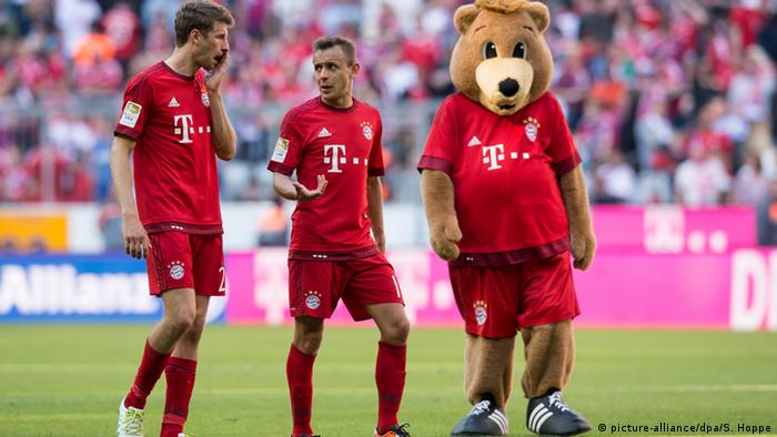 Berni, do Bayern de Munique