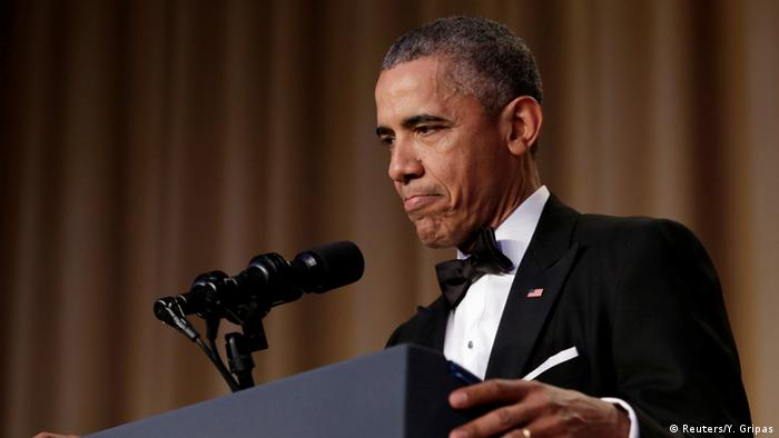 USA Präsident Barack Obama (Reuters/Y. Gripas)