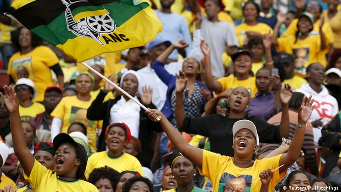 Südafrika: Streit Um Politischen Kurs