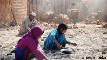 Afghanistan Kinderarbeit Ziegelfabrik