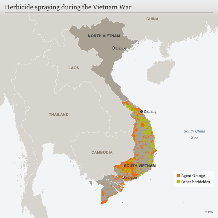 Agent Orange: Bringing the tragic legacy of the Vietnam War to an