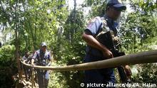 Polizei Philippinen